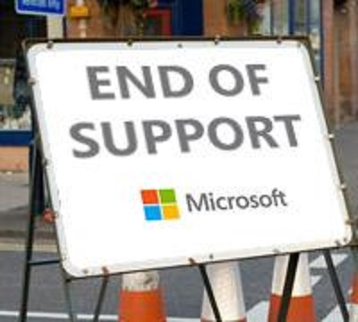 End Of Support For SQL Server 2005