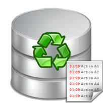 sql server log sequence numbers for backups