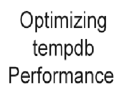 Optimizing-tempdb